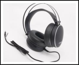 電腦專用耳罩式耳機